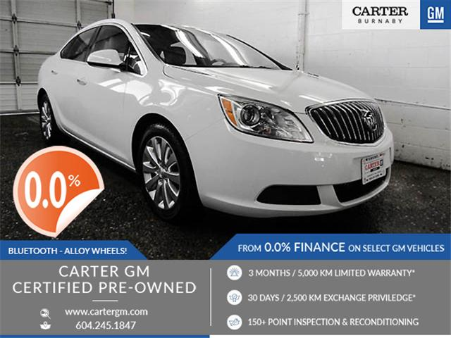2014 Buick Verano Base (Stk: P9-57640) in Burnaby - Image 1 of 23