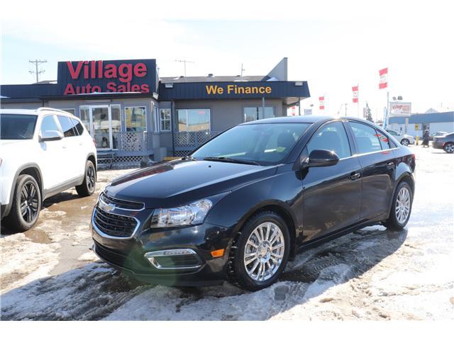 2015 Chevrolet Cruze ECO 1G1PH5SB2F7269287 P36212 in Saskatoon