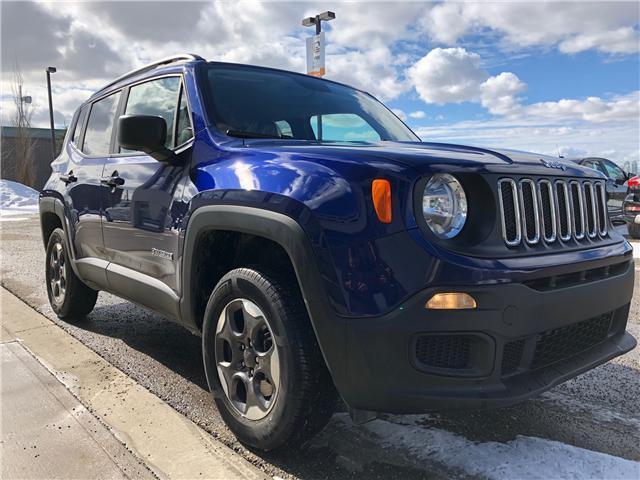2017 Jeep Renegade Sport (Stk: NE136) in Calgary - Image 3 of 17