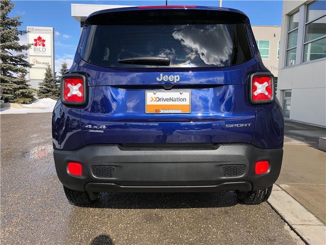 2017 Jeep Renegade Sport (Stk: NE136) in Calgary - Image 5 of 17