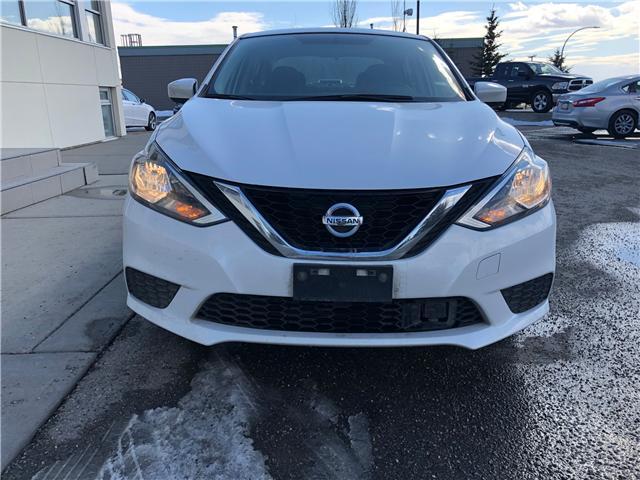 2018 Nissan Sentra 1.8 SV (Stk: NE151) in Calgary - Image 2 of 7