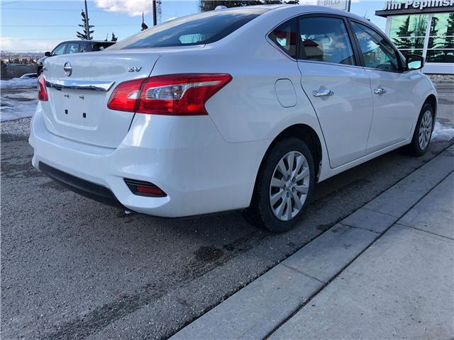 2018 Nissan Sentra 1.8 SV (Stk: NE151) in Calgary - Image 4 of 7