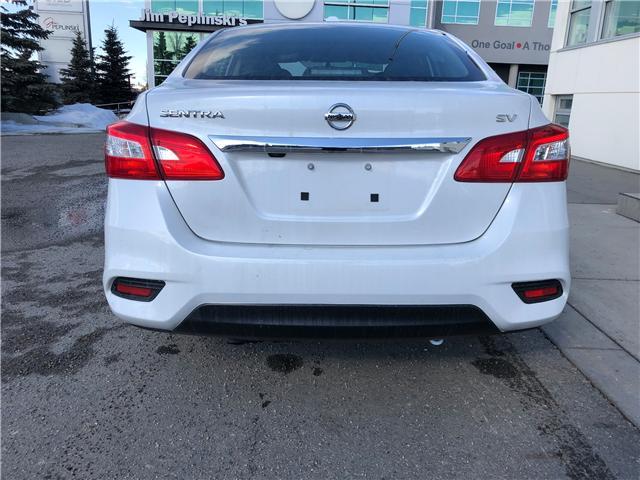 2018 Nissan Sentra 1.8 SV (Stk: NE151) in Calgary - Image 5 of 7