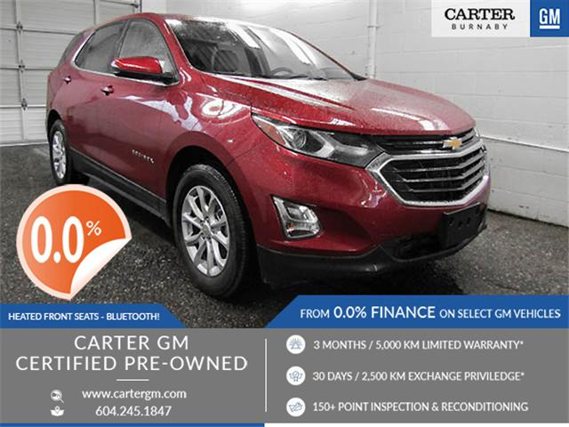 2018 Chevrolet Equinox LT (Stk: P9-56730) in Burnaby - Image 1 of 24