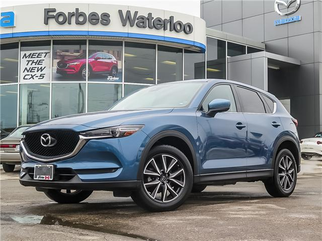 2018 Mazda CX-5 GT (Stk: W2297) in Waterloo - Image 1 of 24