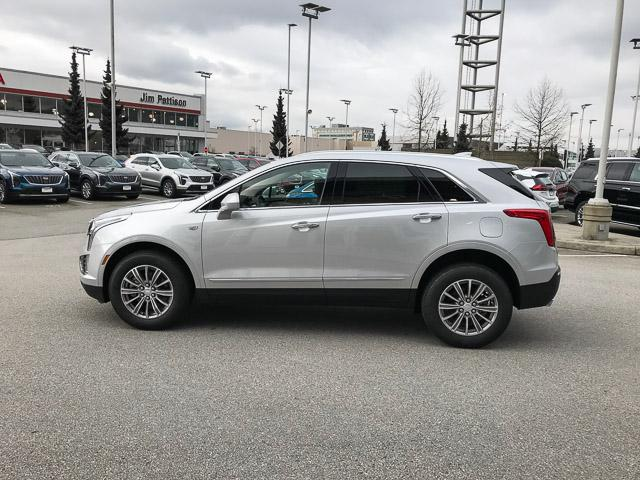 2019 Cadillac XT5 Luxury (Stk: 9D85660) in North Vancouver - Image 7 of 24