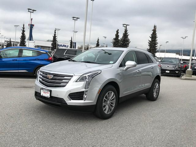 2019 Cadillac XT5 Luxury (Stk: 9D85660) in North Vancouver - Image 8 of 24