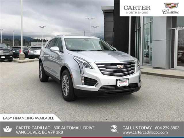 2019 Cadillac XT5 Luxury (Stk: 9D85660) in North Vancouver - Image 1 of 24