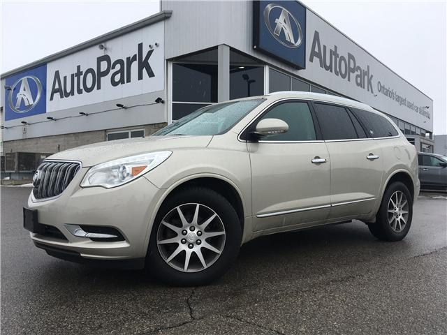 2017 Buick Enclave Leather (Stk: 17-59815JB) in Barrie - Image 1 of 30