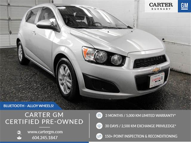 2012 Chevrolet Sonic LS (Stk: P9-56170) in Burnaby - Image 1 of 23