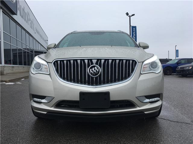 2017 Buick Enclave Leather (Stk: 17-59815JB) in Barrie - Image 2 of 30
