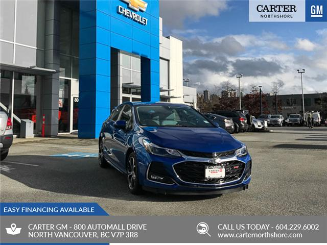 2019 Chevrolet Cruze LT (Stk: 9C38980) in North Vancouver - Image 1 of 12