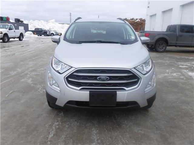 2019 Ford EcoSport SE (Stk: 19-98) in Kapuskasing - Image 2 of 10