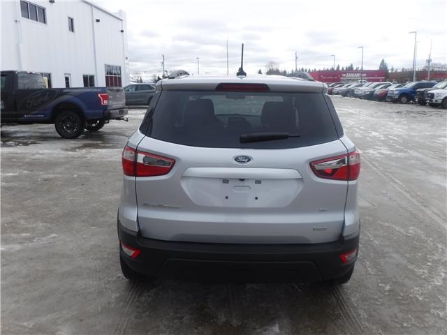 2019 Ford EcoSport SE (Stk: 19-98) in Kapuskasing - Image 4 of 10
