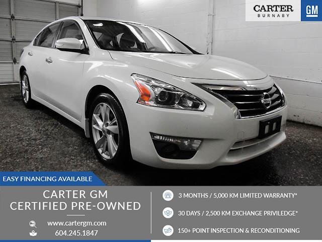 2014 Nissan Altima 2.5 SV (Stk: P9-57251) in Burnaby - Image 1 of 25