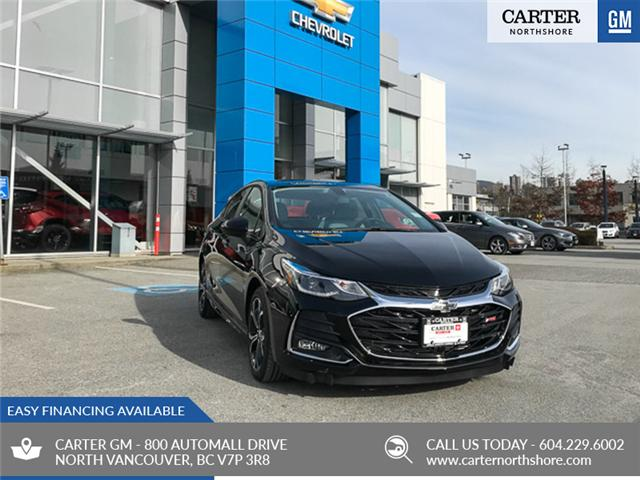 2019 Chevrolet Cruze LT (Stk: 9C22300) in North Vancouver - Image 1 of 13