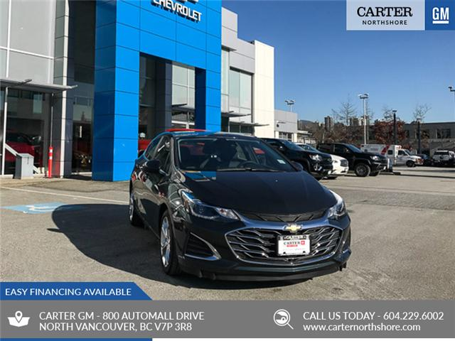 2019 Chevrolet Cruze Premier (Stk: 9C13350) in North Vancouver - Image 1 of 13