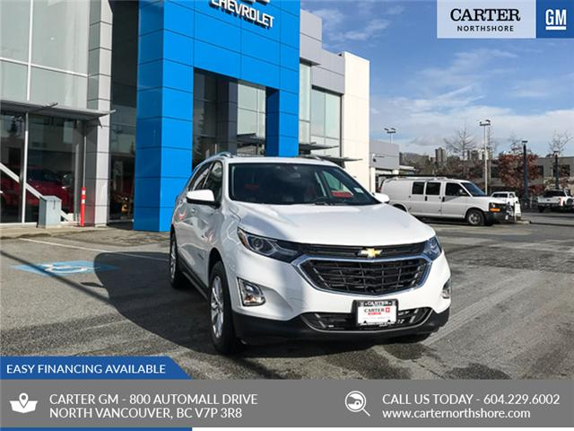 2019 Chevrolet Equinox 1LT (Stk: 9E02990) in North Vancouver - Image 1 of 14