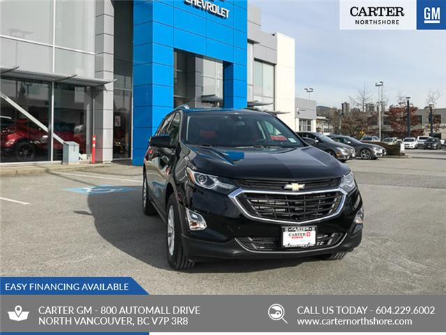 2019 Chevrolet Equinox 1LT (Stk: 9E48080) in North Vancouver - Image 1 of 14
