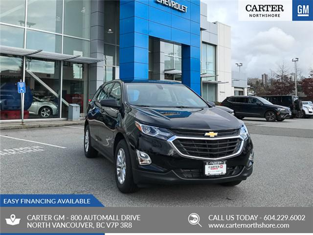 2019 Chevrolet Equinox LS (Stk: 9E0442T) in North Vancouver - Image 1 of 14