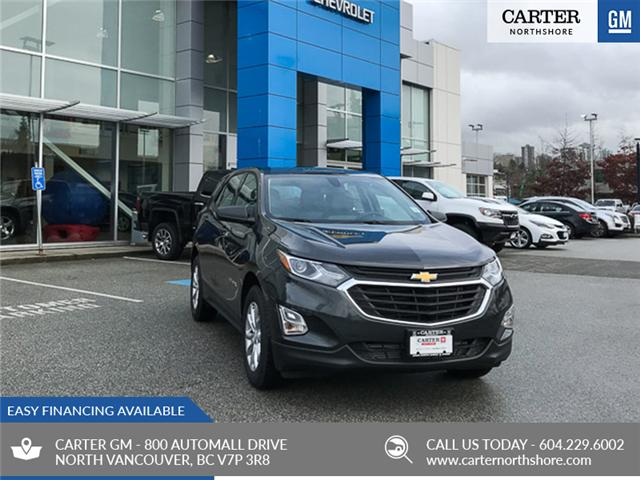 2019 Chevrolet Equinox LS (Stk: 9E1009T) in North Vancouver - Image 1 of 13