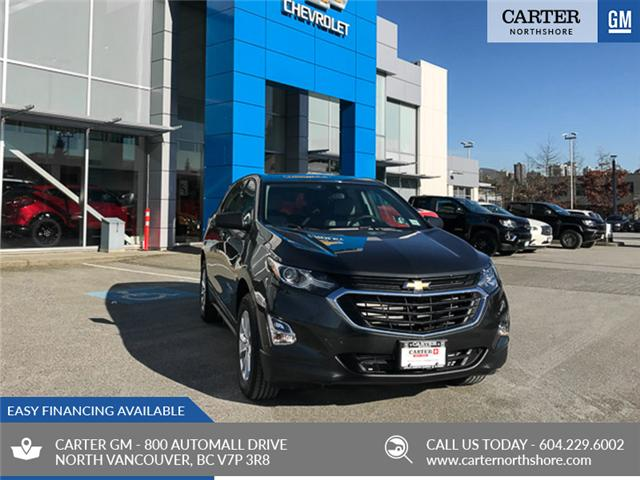 2019 Chevrolet Equinox LS (Stk: 9E07280) in North Vancouver - Image 1 of 14