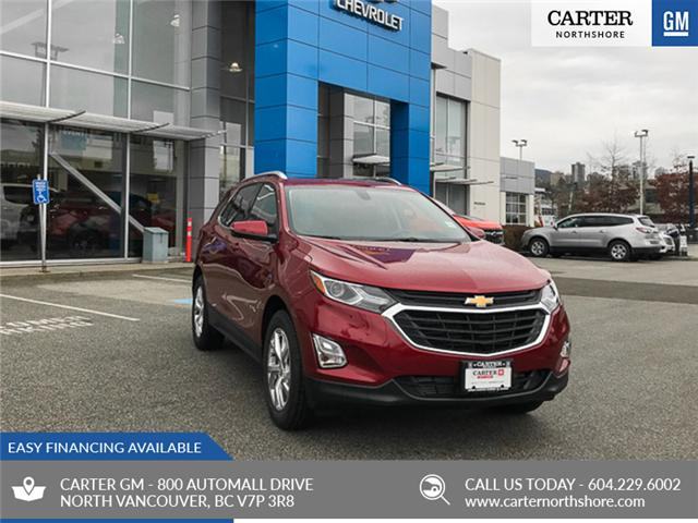 2019 Chevrolet Equinox LT (Stk: 9E47170) in North Vancouver - Image 1 of 14