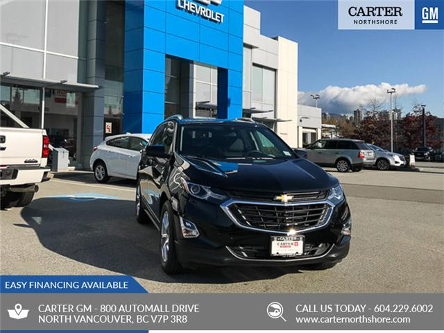 2019 Chevrolet Equinox LT (Stk: 9E65300) in North Vancouver - Image 1 of 14