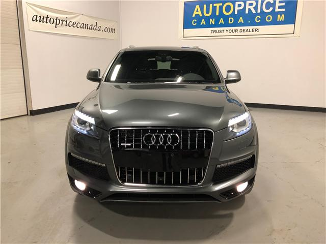 2015 Audi Q7 3.0T Sport (Stk: W0089) in Mississauga - Image 2 of 28