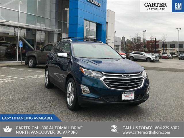 2019 Chevrolet Equinox Premier (Stk: 9E19650) in North Vancouver - Image 1 of 14
