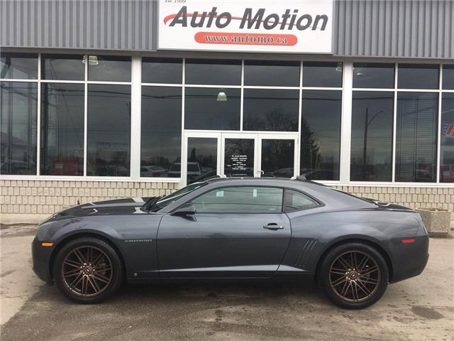 2010 Chevrolet Camaro LT (Stk: 19159) in Chatham - Image 2 of 17