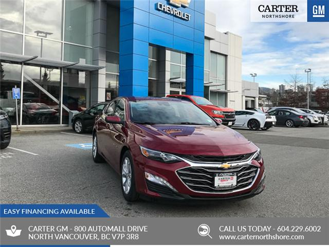 2019 Chevrolet Malibu LT (Stk: 9M31420) in North Vancouver - Image 1 of 13