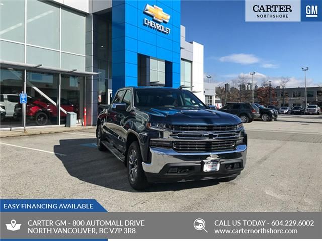 2019 Chevrolet Silverado 1500 LT (Stk: 9L86720) in North Vancouver - Image 1 of 13