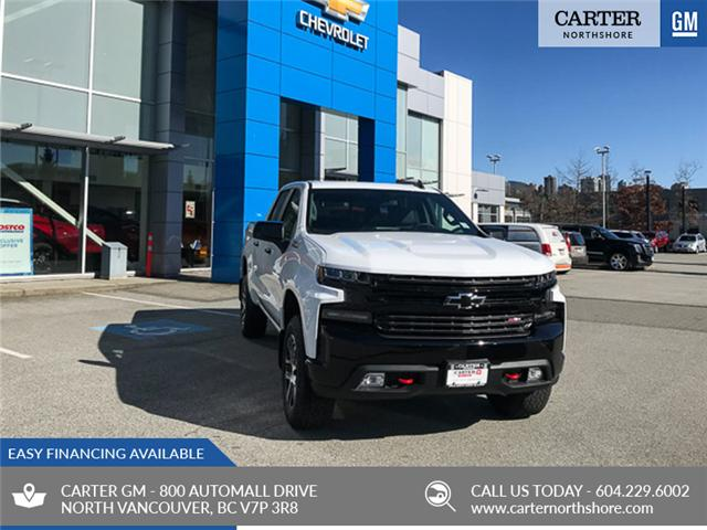 2019 Chevrolet Silverado 1500 LT Trail Boss (Stk: 9L45430) in North Vancouver - Image 1 of 13