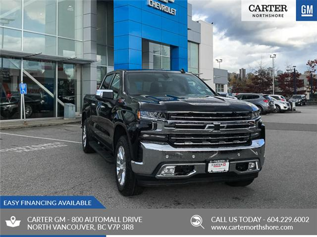 2019 Chevrolet Silverado 1500 LTZ (Stk: 9L40880) in North Vancouver - Image 1 of 13