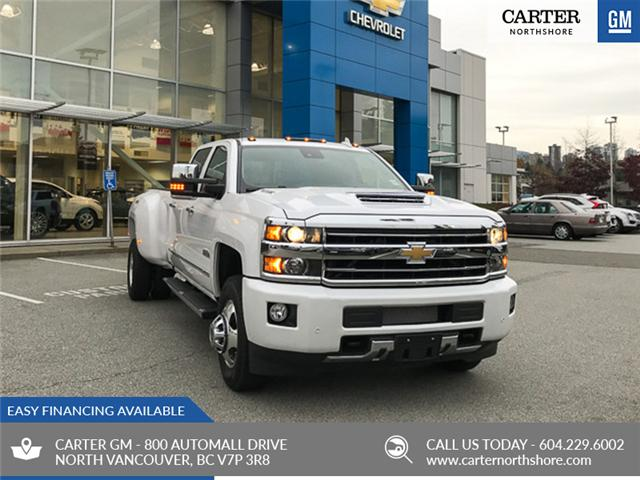 2019 Chevrolet Silverado 3500HD High Country (Stk: 9L8867T) in North Vancouver - Image 1 of 13
