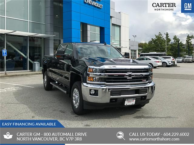 2019 Chevrolet Silverado 3500HD LT (Stk: 9L62270) in North Vancouver - Image 1 of 11
