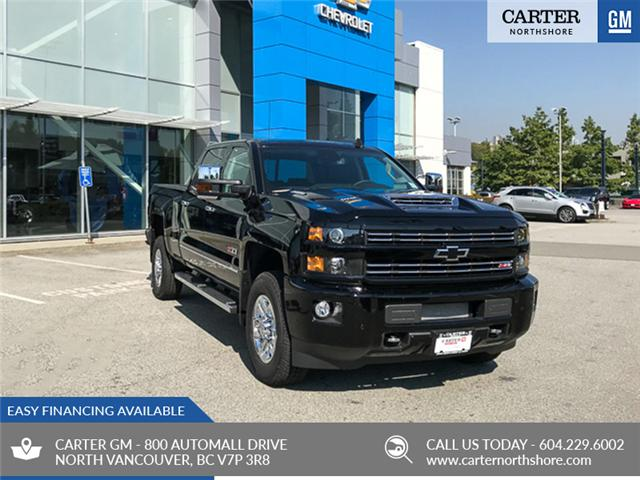 2019 Chevrolet Silverado 3500HD LTZ (Stk: 9L82490) in North Vancouver - Image 1 of 12