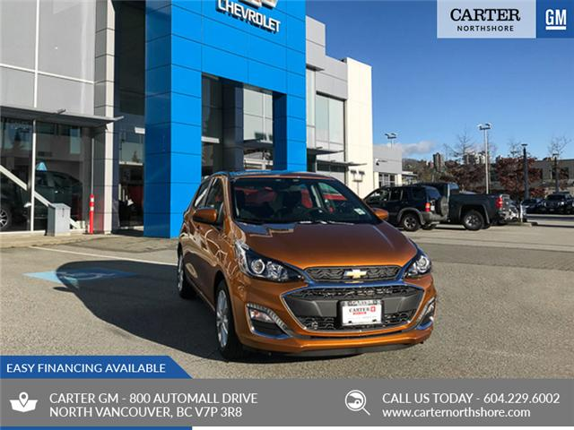 2019 Chevrolet Spark 1LT CVT (Stk: 9P02260) in North Vancouver - Image 1 of 13
