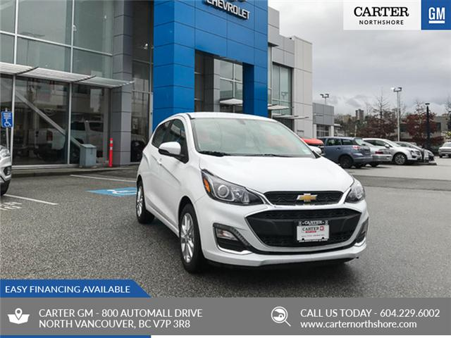 2019 Chevrolet Spark 1LT CVT (Stk: 9P06660) in North Vancouver - Image 1 of 13