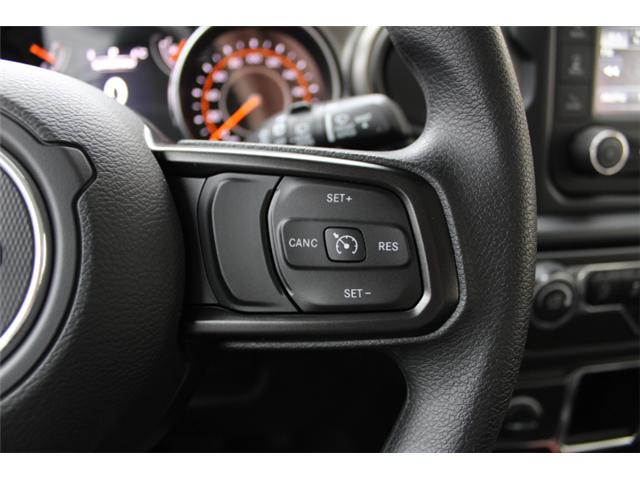 2019 Jeep Wrangler Sport (Stk: W573974) in Courtenay - Image 10 of 29