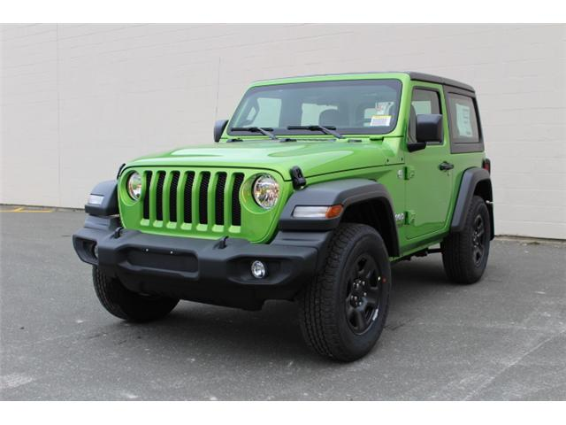 2019 Jeep Wrangler Sport (Stk: W573974) in Courtenay - Image 2 of 29