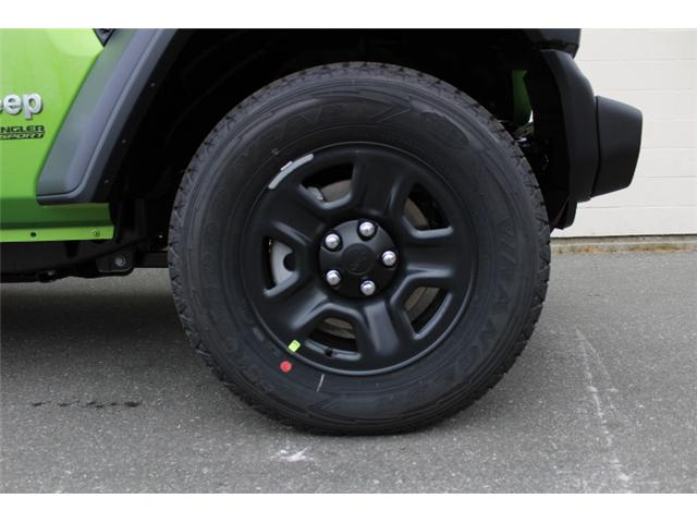 2019 Jeep Wrangler Sport (Stk: W573974) in Courtenay - Image 21 of 29