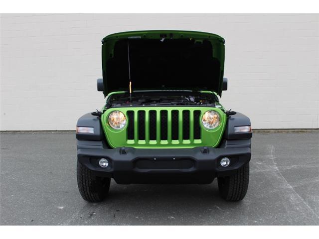 2019 Jeep Wrangler Sport (Stk: W573974) in Courtenay - Image 28 of 29