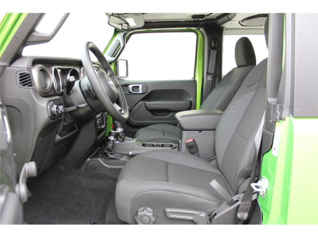 2019 Jeep Wrangler Sport (Stk: W573974) in Courtenay - Image 5 of 29