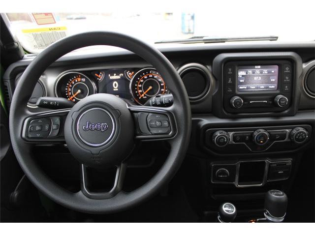 2019 Jeep Wrangler Sport (Stk: W573974) in Courtenay - Image 7 of 29