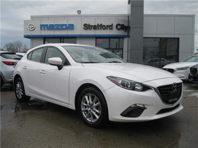 2015 Mazda Mazda3 GS (Stk: 00552) in Stratford - Image 1 of 20