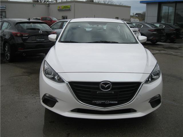 2015 Mazda Mazda3 GS (Stk: 00552) in Stratford - Image 2 of 20