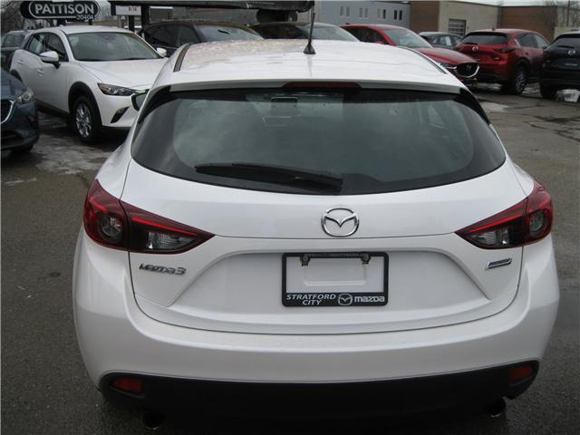 2015 Mazda Mazda3 GS (Stk: 00552) in Stratford - Image 4 of 20