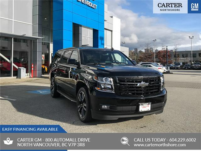 2019 Chevrolet Suburban Premier (Stk: 9U24940) in North Vancouver - Image 1 of 14